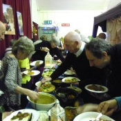 Jordanian meal raised £900